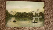 OLD BRITISH POSTCARD c1900, THE HOME OFFICE LONDON ENGLAND