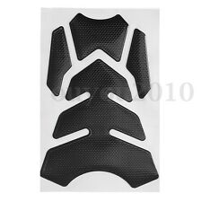 Universal Motorcycle Gas Fuel Oil Tank Pad Fish Bone 3D Decal Sticker Protector