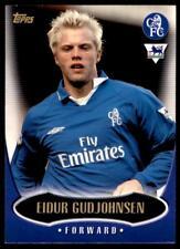 Topps Premier Gold 2003 - Chelsea Eidur Gudjohnsen - C6