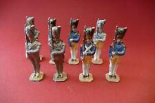 Soldats alumium ALUDO 8 grenadiers du 1er empire au fixe pour bricoleurs - PC 53