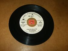 THE PONI-TAILS - COME BE MY LOVE - BEFORE WE SAY  / LISTEN - VOCAL GROUP POPCORN