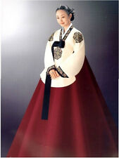 Hanbok Dress Custom Made Korean Traditional woman dress Korean National Costumes