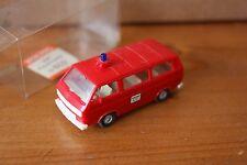Wiking Volkswagen/VW Transporter Feuerwehr 12603