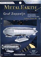 Metal Earth GRAF ZEPPELIN 3D Puzzle MIcro Model Blimp Dirigible