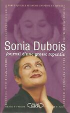 SONIA DUBOIS JOURNAL D'UNE GROSSE REPENTIE