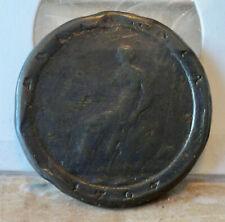 1797 Cartwheel Penny, United Kingdom, George III (Copper), Ungraded
