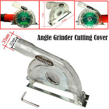 """Grinding Dust Shroud Cutting Clear Cover for Angle Grinder & 3""""/4""""/5"""" Saw Blades"""
