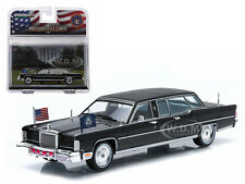 1972 LINCOLN CONTINENTAL GERALD FORD LIMOUSINE 1/43 DIECAST GREENLIGHT 86110 B