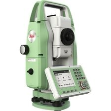 """LEICA FLEXLINE TS03 R500 5"""" BRAND NEW TOTAL STATION FOR SURVEYING 1Y WARRANTY"""