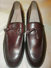 NEW Banana Republic Brown 11 M Tassels Loafers Shoes Clean Soft Original Shine