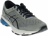 ASICS Gt 1000 6 Mens Running Sneakers Shoes    - Grey