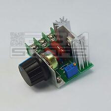 Driver AC 2000W 220V - Dimmer regolatore di velocità giri - ART. CO11