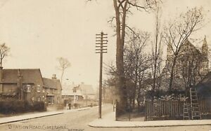 GREENHILL Harrow Station Road Marquis of Granby Inn RP by Gifford Used 1907