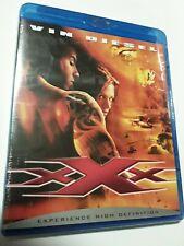 xXx Vin Diesel Blu Ray