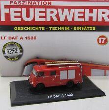 LF DAF A 1600 ( Feuerwehr 1948 ) De Agostini 1:72