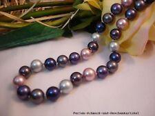 Halsketten und Anhänger für Damen mit Echtschmuck aus Mischmetall Perlmutt