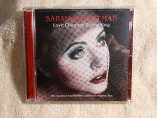 SARAH BRIGHTMAN: Love Changes Everything: .ANDREW LLOYD WEBBER (CD, 2005) MINT!
