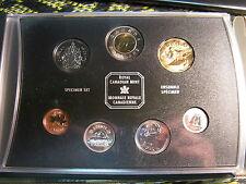 Canada 2002 Specimen Set.