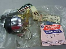 1973 1974 YAMAHA GT1 GT80 BRAND NEW FACTORY OEM KEY IGNITION SWITCH