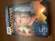 MacGyver: The Complete Fifth Season (Dvd, 1989)