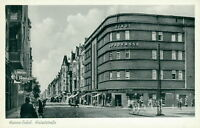 Ansichtskarte Wanne-Eickel Hauptstraße Stadt-Sparkasse  (Nr.818)