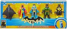 Fisher- Imaginext DC Super Friends Batman 80th Anniversary Collection