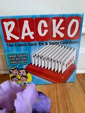 Winning Moves RACK-O Retro package Card Game Basic pack. New Sealed