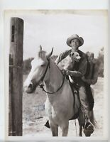 VINTAGE CLAUDE JARMAN JR. CHILD ACTOR YEARLING PHOTO ORIGINAL SIGNED AUTOGRAPH C