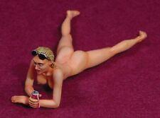 【KD062】1:35 Hot Body I-Sexy Girl Women Female Bikini Resin figure Model Kit