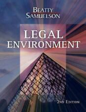 Legal Environment with InfoTrac