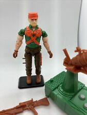 G.I. Joe: Rock 'N Roll - Complete With Working Accessories 1991 Action Figure