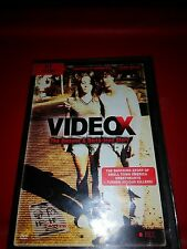 Video X: The Dwayne and Darla-Jean Story DVD Region 1 like new only has 1 disc