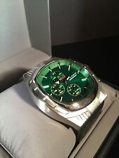ANDROID CHRONOGRAPH AD684 GREEN Men's WATCH STUNNING!