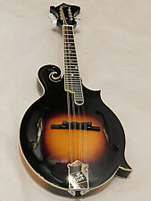 The Loar LM-520-VS Performer Series All Solid Hand Carved F-Style Mandolin