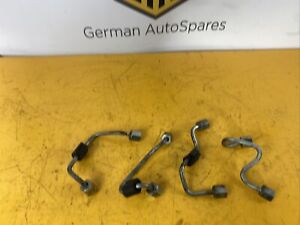 AUDI VW SKODA SEAT 2.0 TDI ULTRA CBB ENGINE FUEL INJECTOR METAL PIPES