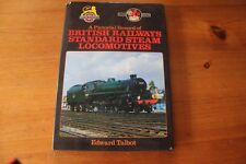 Pictorial Record of British Railways Standard Steam Locomotives by E. Talbot (Ha