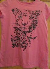 Girls lightweight  pink t-shirt age13-14