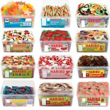 Haribo Sweets Full Tubs Retro Pick N Mix Largest Variety