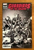 Guardians of the Galaxy 1 Mike Deodato Party Sketch VAR Incentive1 Per Store NM