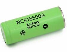 Panasonic Li-Ion NCR18500A 3,7V 2040 mAh Li-Ion Akku Longlife Power