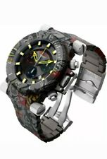 New Invicta Coalition Forces Swiss Quartz Hydroplated 51mm SS bracelet Watch