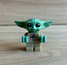 Lego baby Yoda Minifigure ~ The Child 75292 Razor Crest Mandalorian ~ Star Wars