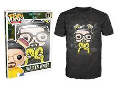 Funko POP Tees Breaking Bad Walter Hazmat T-Shirt Size XL Grey 11