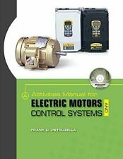 Electric Motors and Control Systems by Frank Petruzella  0077342577