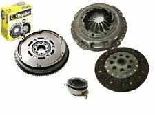 CLUTCH KIT AND LUK DUAL MASS FLYWHEEL FOR TOYOTA AVENSIS ESTATE 2.0 D-4D T25