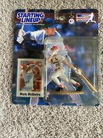 2000  MLB Starting Lineup Mark McGwire St. Louis Cardinals NIB