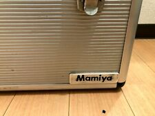 MAMIYA MEDIUM FORMAT CAMERA CASE. ALUMINUM 14.5 x 8 x 9.5 in. for RZ67 RB67 645