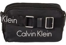 Calvin Klein City Nylon Small Crossover Black