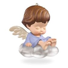Hallmark 2016 Mary's Angels Surprise Blue Angel Only Ornament