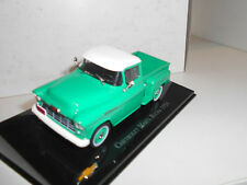 CHEVROLET 3100 MARTA ROCHA COLLECTION CHEVROLET #3 BRASIL SALVAT PREMIUM 1/43